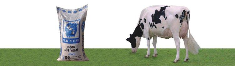 108 Ekol Süt yemi